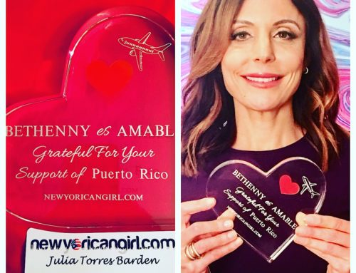 NEWYORICANGIRL. COM establishes AMABLE Awards in wake of Puerto Rico's Hurricane Maria. Bethenny Frankel, Entrepreneur, honored…